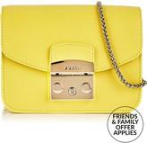 Furla Metropolis Mini Cross-Body Bag- Yellow