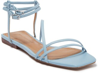 Who What Wear Ivy Asymmetrical Sandal