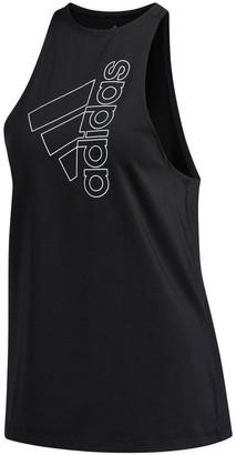 adidas Tech Badge Of Sport Tank