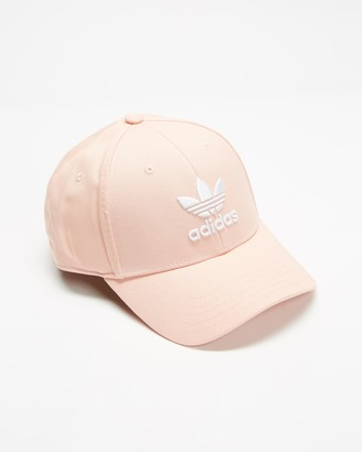 adidas Pink Caps - Trefoil Baseball Cap - Size One Size at The Iconic