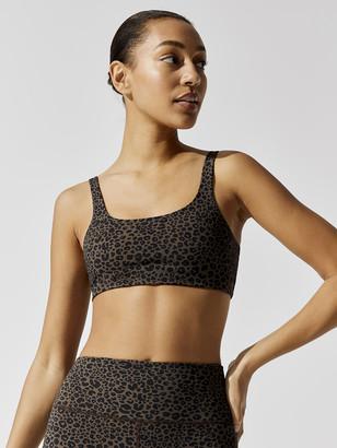 Alo Yoga Vapor Leopard Bra