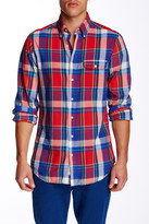 Gant L. Sunset Madras Check Long Sleeve Fitted Shirt