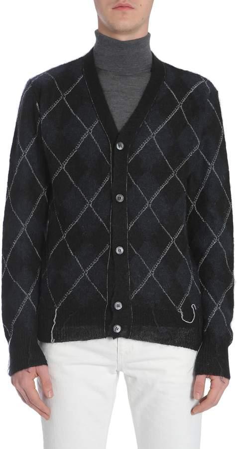 Marni V Collar Cardigan
