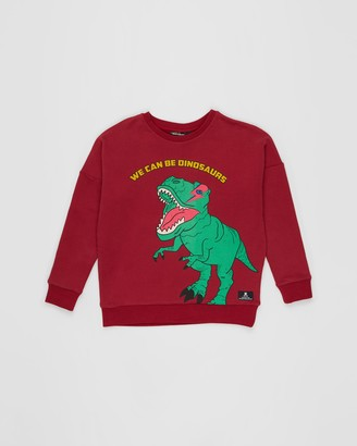 Rock Your Kid We Can Be Dinosaurs Sweater - Kids