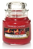 Yankee Candle Cosy by the Fire Jar Candle - Medium