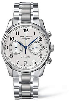 Longines Men's Master Collection Two-Tonal Stainless Steel Automatic Bracelet Watch