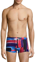 2xist Photopaint Stripe Cabo Brief