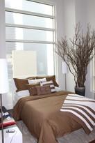 Lacoste Brushed Twill Comforter Set - Khaki