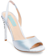 Betsey Johnson Naomi Pearl Stiletto Sandal
