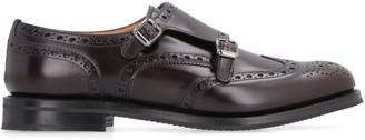 Church's Churchs Lana R Monk-strap Leather Brogues