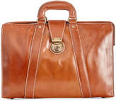 Patricia Nash Nash Men's Heritage Leather Lawyer Briefcase