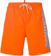DSQUARED2 side logo swim short