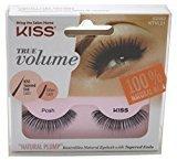 Kiss True Volume Lashes -Posh (2 Pack)