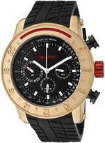 Redline Red Line Men's Compressor Dial Silicone Watch RL-18000-01RD1