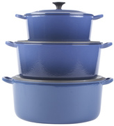Le Creuset® Cobalt Round French Ovens