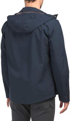 Vertical Logo Lightweight Jacket