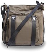 Co-Lab by Christopher Kon Khaki Crossbody Bag