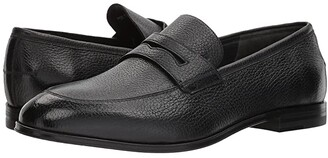 Bally Webb Loafer (Black) Men's Lace up casual Shoes