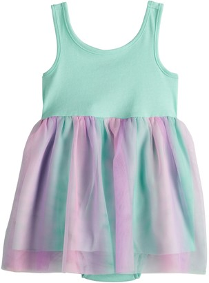 Baby Girl Jumping Beans Ballet Back Tutu Dress