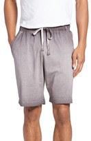 Daniel Buchler Men's Vintage Wash Cotton Lounge Shorts