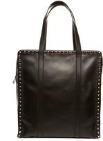 Valentino Rockstud Untitled #12 leather tote