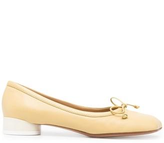 MM6 MAISON MARGIELA 30mm Ballerina Shoes