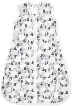 Aden Anais aden by aden + anais Baby Boys & Girls Pasture Printed Cotton Sleeping Bag