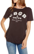Chaser Distressed Cbgb Tee