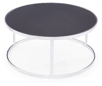 Blink Home Soho Coffee Table Table Top Color: Charcoal