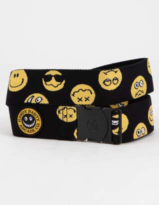 Arcade Smiley Rambler Mens Belt