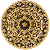 Versace I Love Baroque Serving Plate - Brilliant Black - Limited Edition