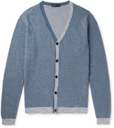 Etro - Cotton And Cashmere-blend Cardigan