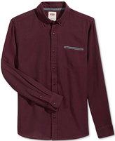 Levi's Men's Paulie Oxford Brushed Shirt