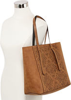 T-Shirt & Jeans Perforated Tote Bag