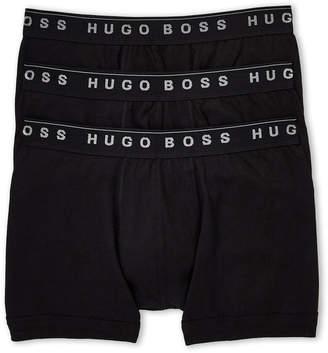 HUGO BOSS 3-Pack Cotton Boxer Briefs