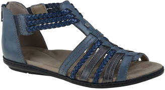 Earth Origins Women's Sandals MOROCCAN - Moroccan Blue Belle Blaine Sandal - Women