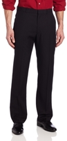 Perry Ellis Men's Big & Tall Portfolio Modern Fit Flat Front Bengaline Pant