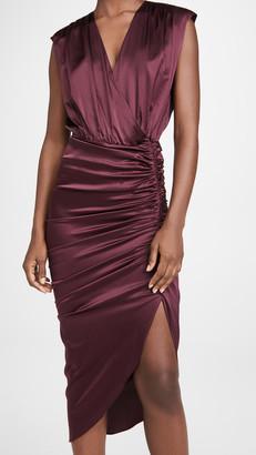 Veronica Beard Casela Silk Dress