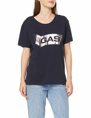 Gas Jeans Women's Francys Denim Kniited Tank Top