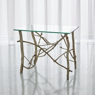 Global Views Twig End Table
