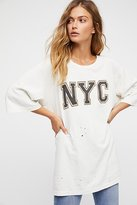 Original Retro Brand Nyc Tee by at Free People