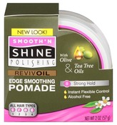 Smooth 'N Shine Smooth N Shine Instant Edge Smoothing Pomade - 2 oz