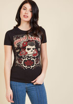 Rock Steady/Steady Clothing In Kickin' Sass and Takin' Names T-Shirt