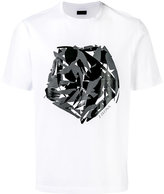 Z Zegna print T-shirt - men - Cotton - XXL