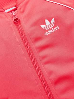 adidas Infant Superstar Suit - Pink/White