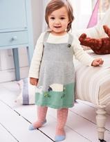 Boden Farmyard Knitted Dress