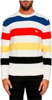 Kitsune Lambswool Stripes Pullover