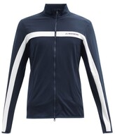 Thumbnail for your product : J. Lindeberg Jarvis Zipped Mid-layer Jacket - Navy