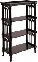 Sterling 6040239 Cheval Traditional Asian Hardwood Bookcase