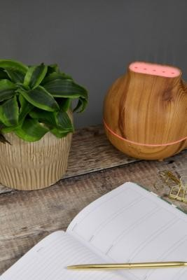 SERENE HOUSE Mist Ultrasonic Aroma Diffuser - Brown ALL at Urban Outfitters